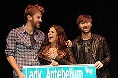 Lady Antebellum Homecoming Celebration