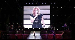 Reba McEntire at The Greenbrier Classic Concert Series