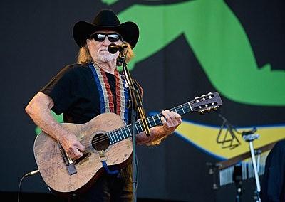 Willie Nelson Performs at Glastonbury Festival