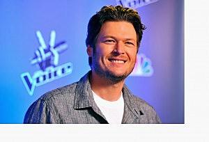 NBC The Voice Blake Shelton