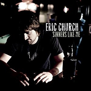 Eric Church SINNERS LIKE ME cover