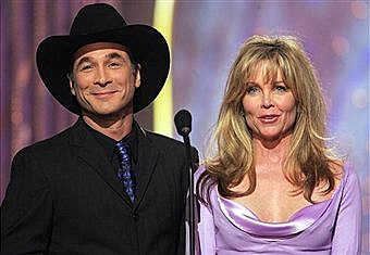 Clint And Lisa Hartman Black Celebrate Twenty Years Video