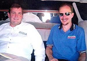 David Moore & WBKR's Steve Horn