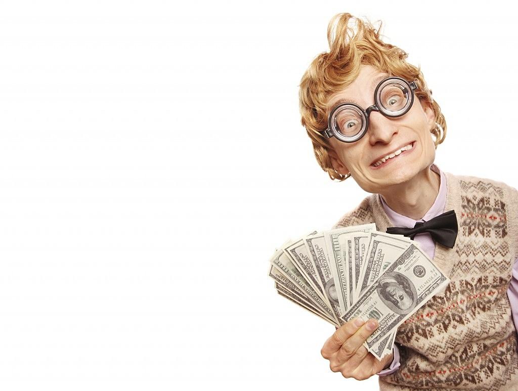 Lottery Winner - Credit- iStock - 176769681