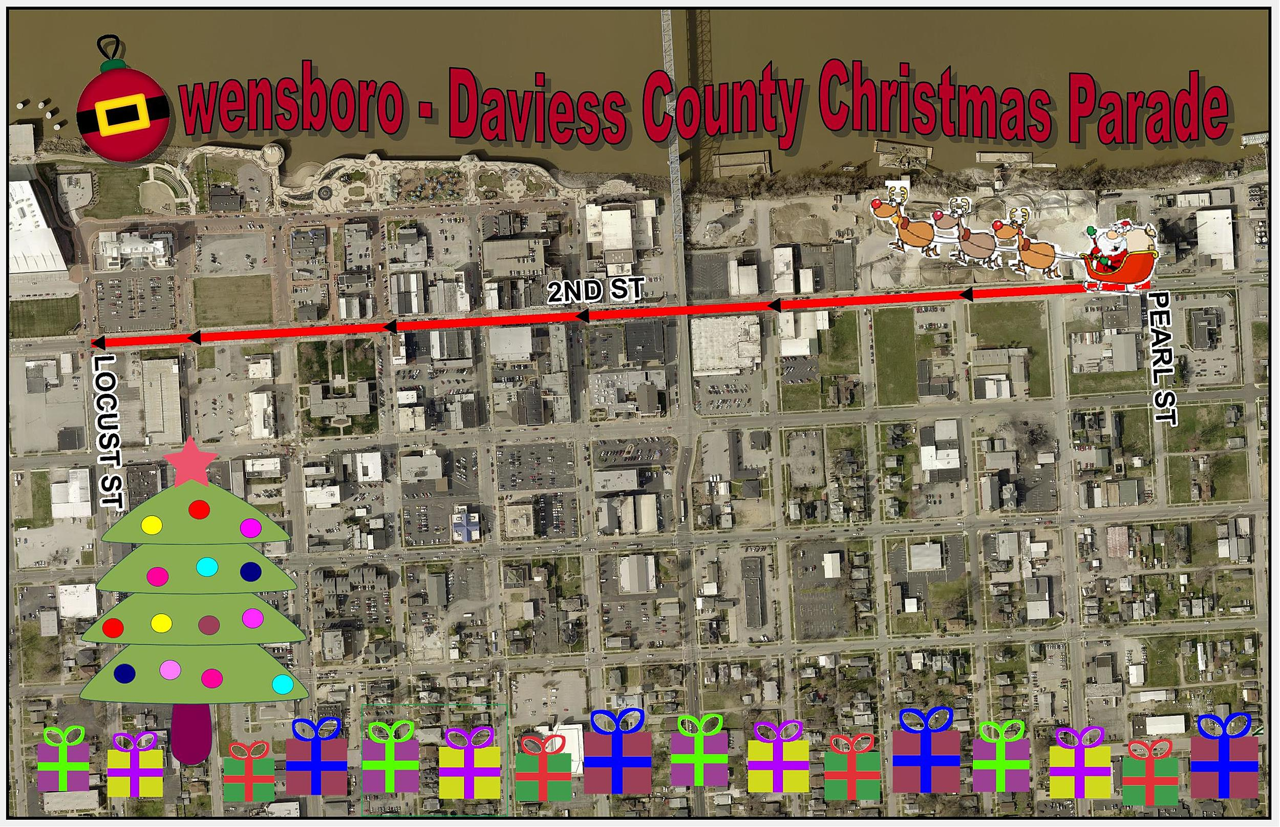 The owensboro daviess county christmas parade is saturday this years theme is home for the holidays everyone is encouraged to come out and kick off the holiday season in owensboro where kentucky starts christmas publicscrutiny Choice Image
