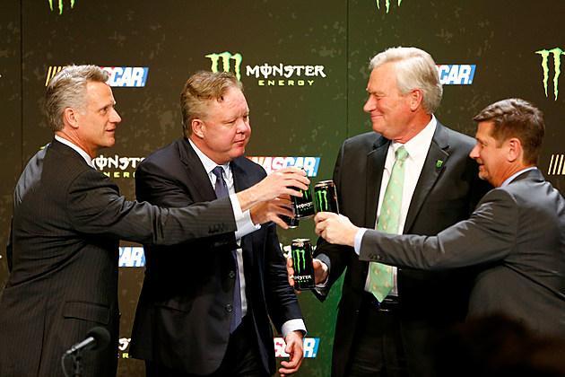 NASCAR, Monster Energy Announce Premier Series Entitlement Partnership