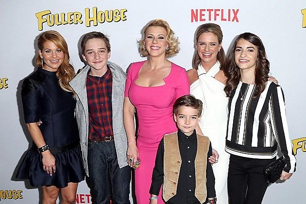 "Premiere Of Netflix's ""Fuller House"" - Arrivals"