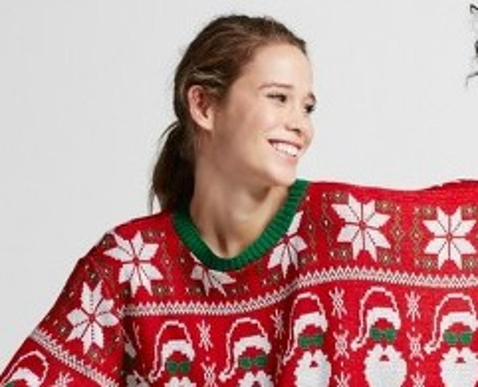 double ugly christmas sweater is the gift no one needs - Target Christmas Sweater