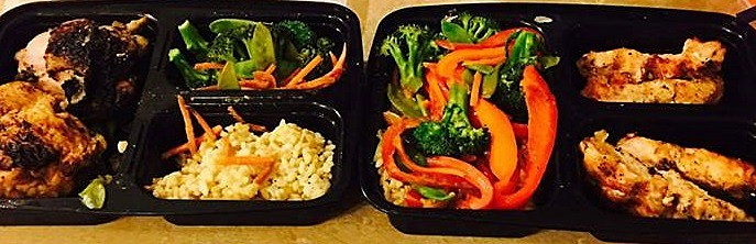 Gourmet Meals to Go via Facebook