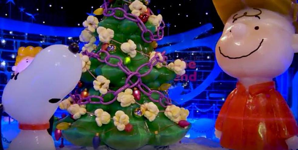 a charlie brown christmas returns to ice at gaylord opryland video