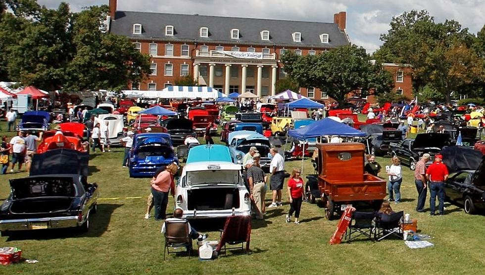 Kentucky Wesleyan College Th Annual Car And Truck Show - Car show kentucky