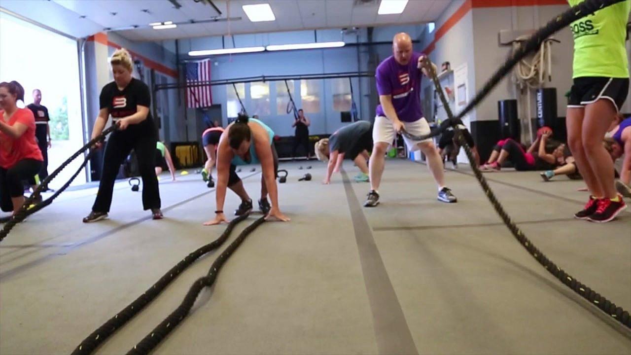 Extreme fat burning training