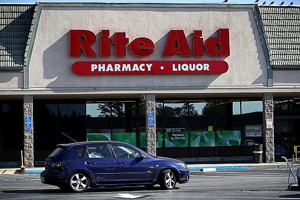 25th Street Rite Aid Store Closing